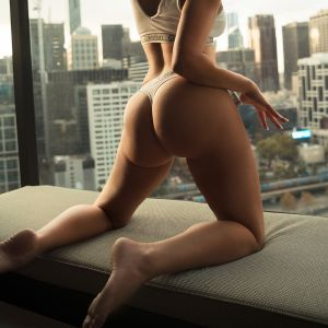 escort Natalie Jay in a Sydney appartment