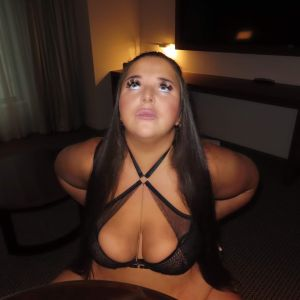 Charlie bbw in PSE outfit