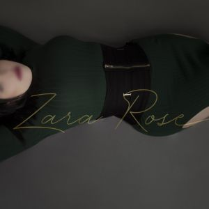 100% real escort photo Zara Rose