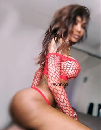 Melbourne escorts, EXOTIC EVONKA, private escort