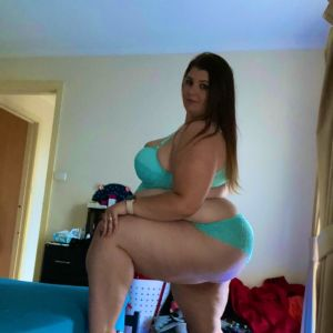 100% real escort photo Little Miss BBW