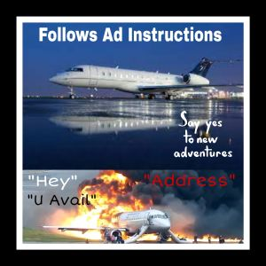 Lily Levine ad instructions